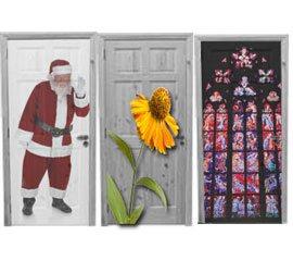 Printed Doors