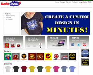 tucson t-shirt printing - graphic impact