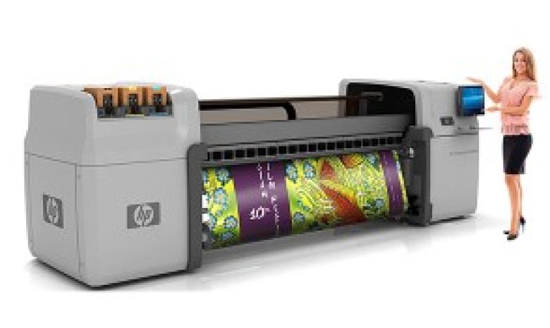 Banner and Backlit Printer