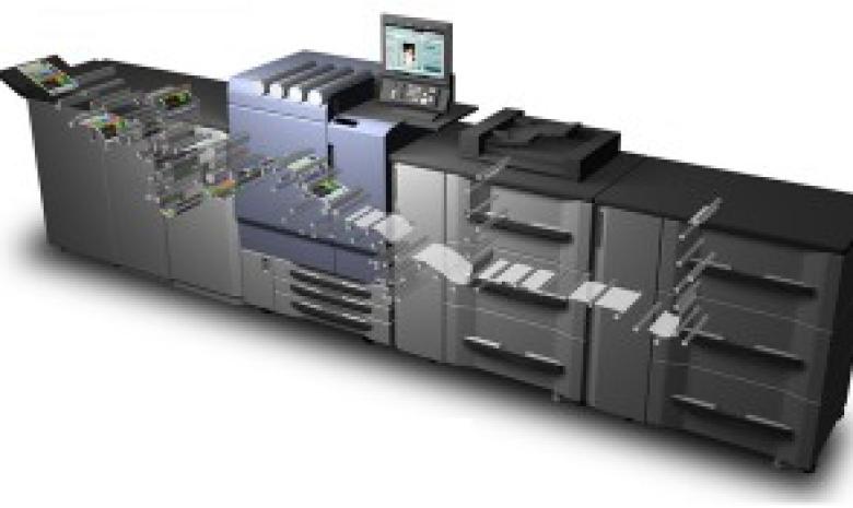 Digital Printing and Finishing
