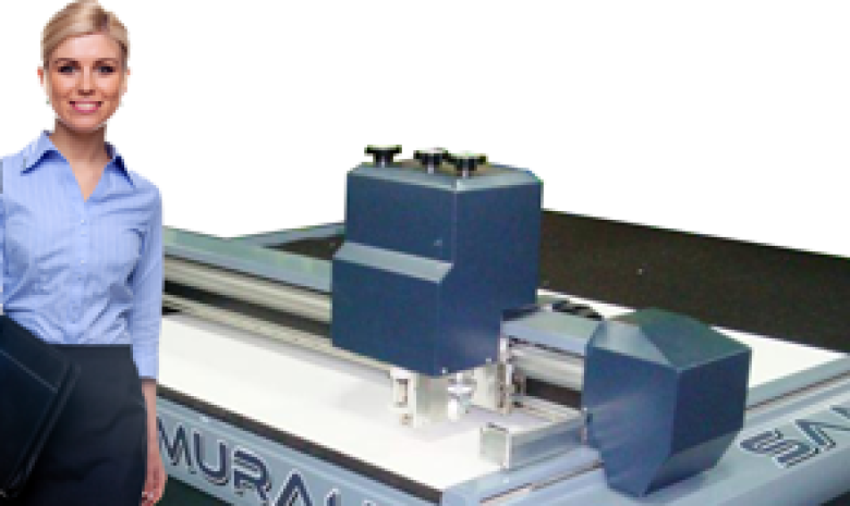 Flat Bed Cutter and Creaser