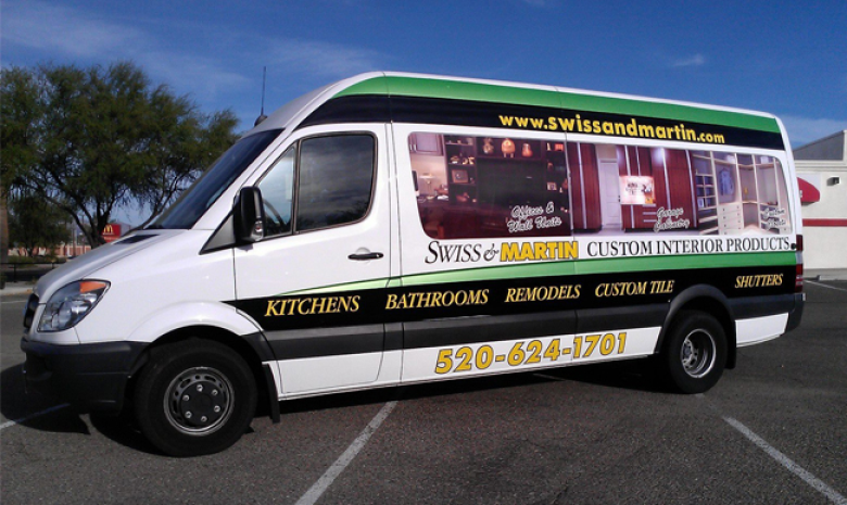 Vehicle Wraps and Magnetics