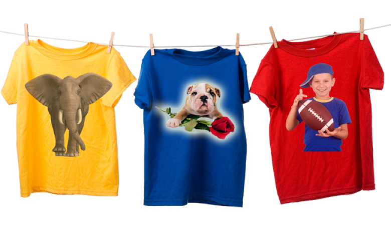Full Color Personalized Shirts